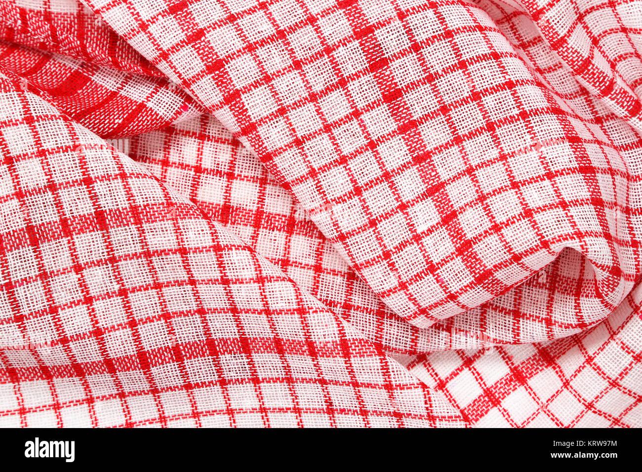 White Cotton Tea Towel Stock Photos & White Cotton Tea Towel ...