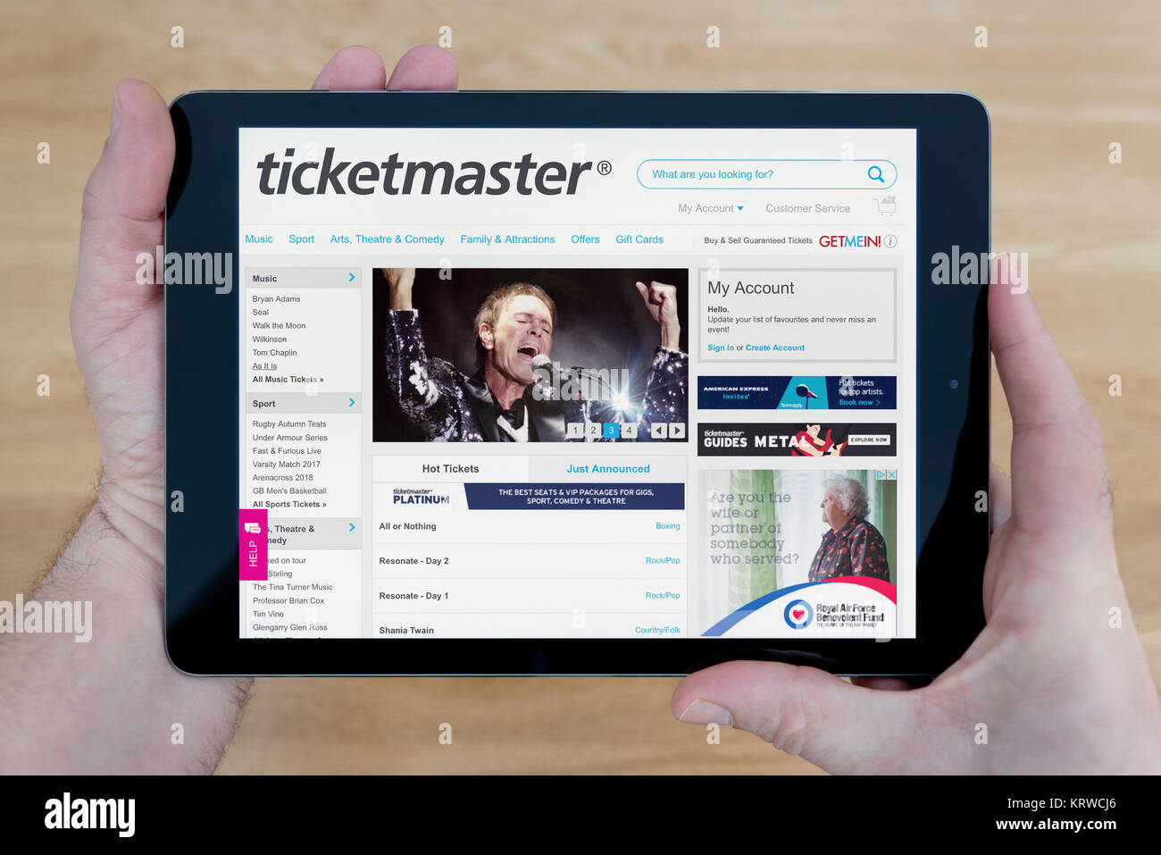 ticketmaster customer service