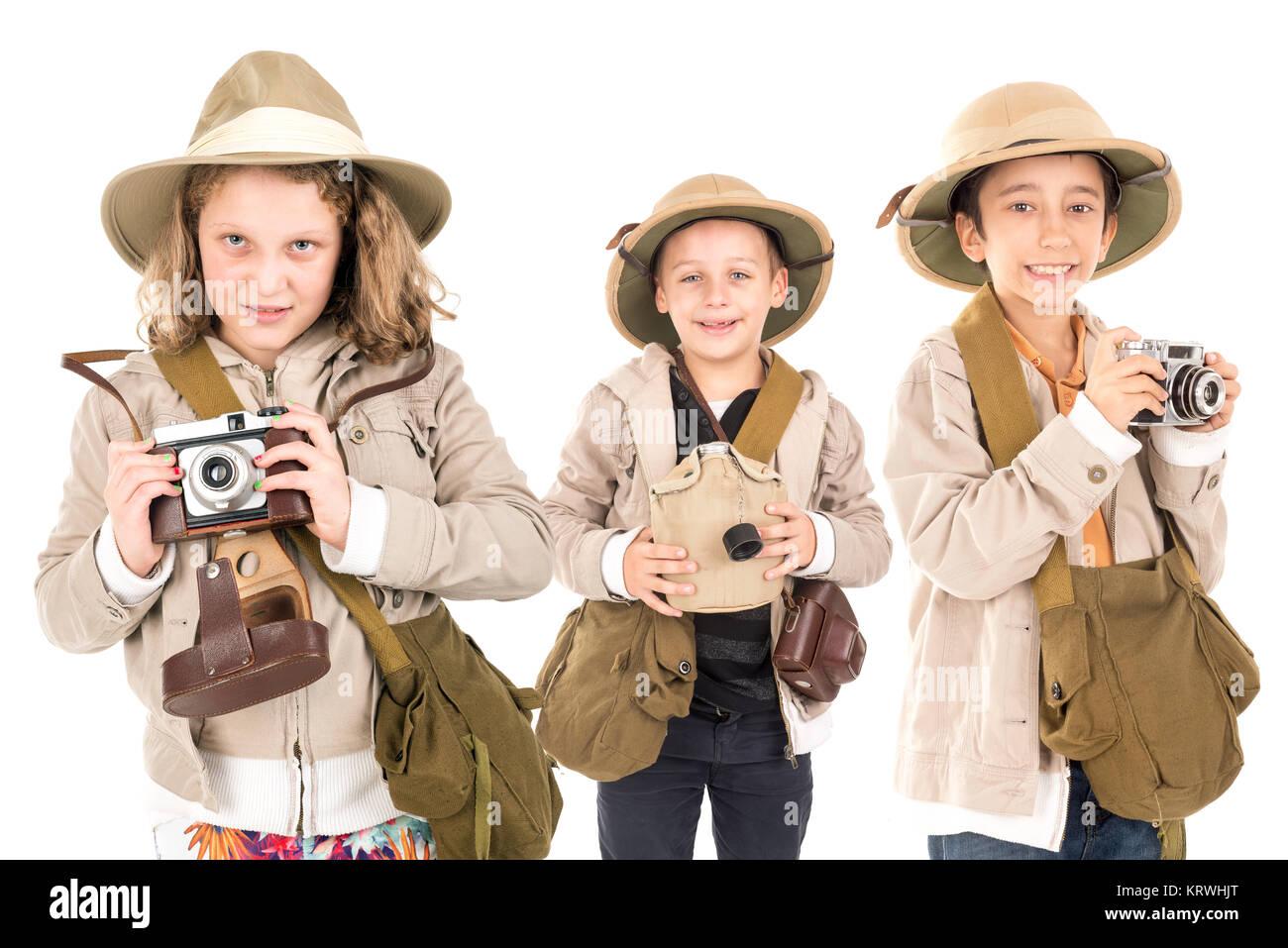 Safari clothes for ladies