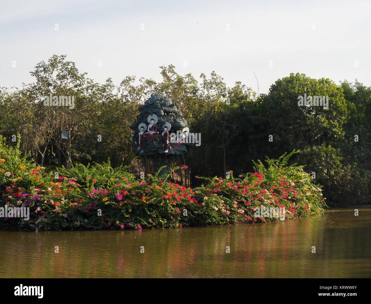 The River Garden Stock Photos & The River Garden Stock Images - Alamy