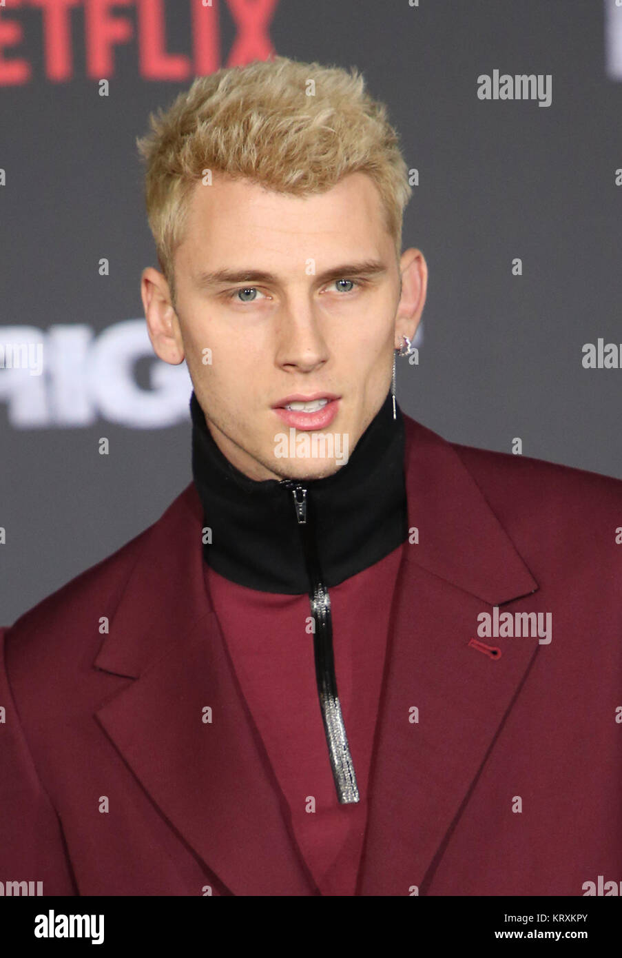 Machine Gun Kelly High Resolution Stock Photography And Images Alamy