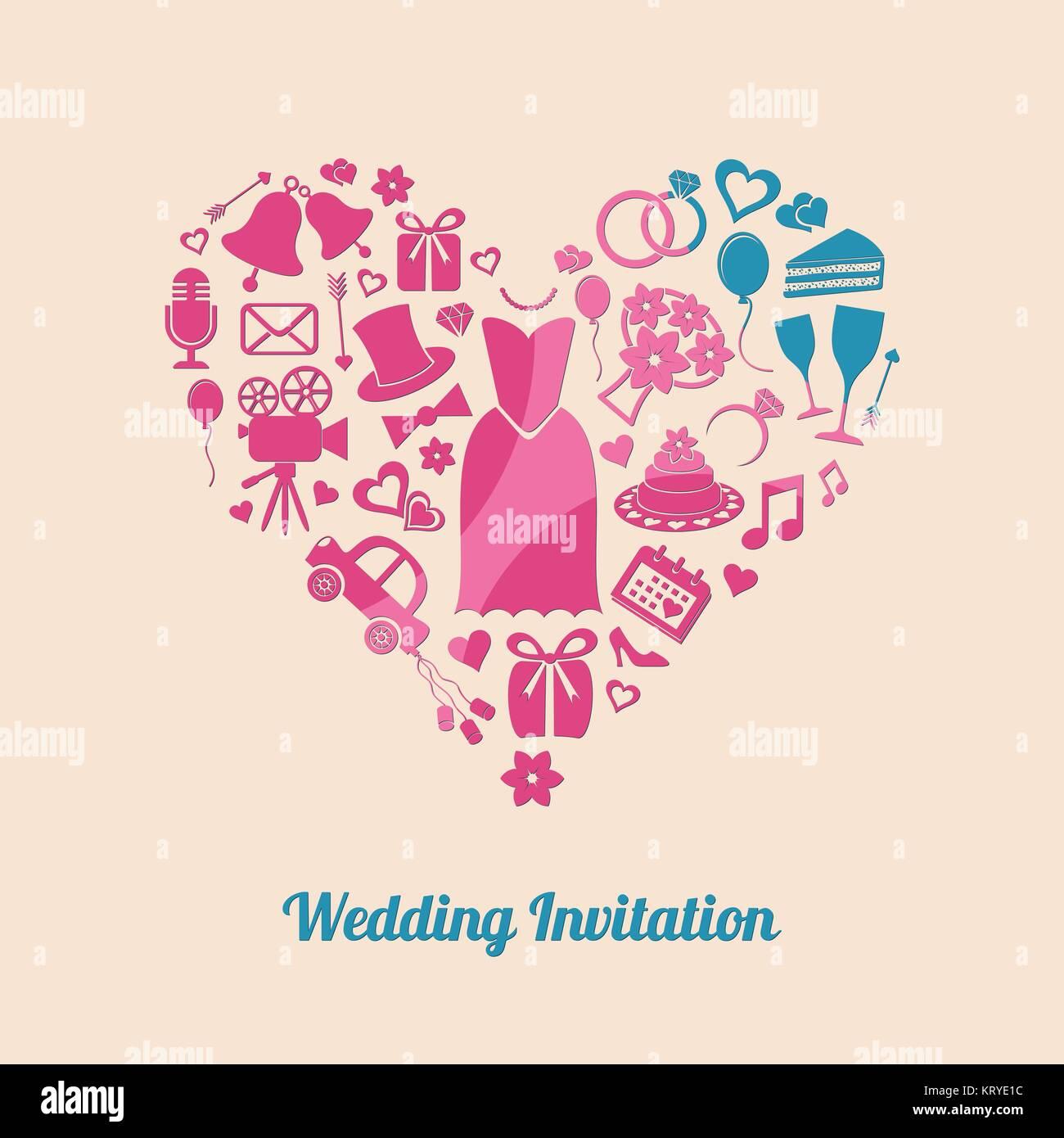 Wedding Bells Illustration Stock Photos & Wedding Bells Illustration ...