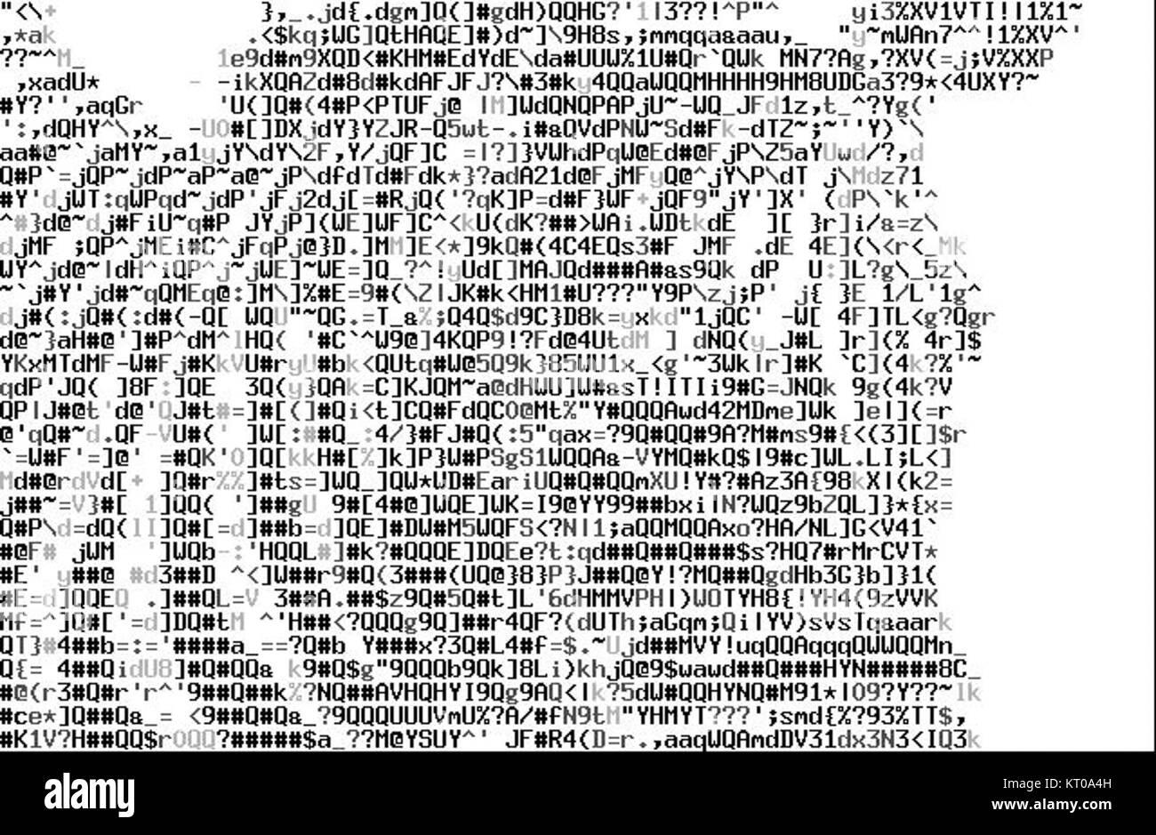 Converting images to ASCII art (Part 2) | Bites of code