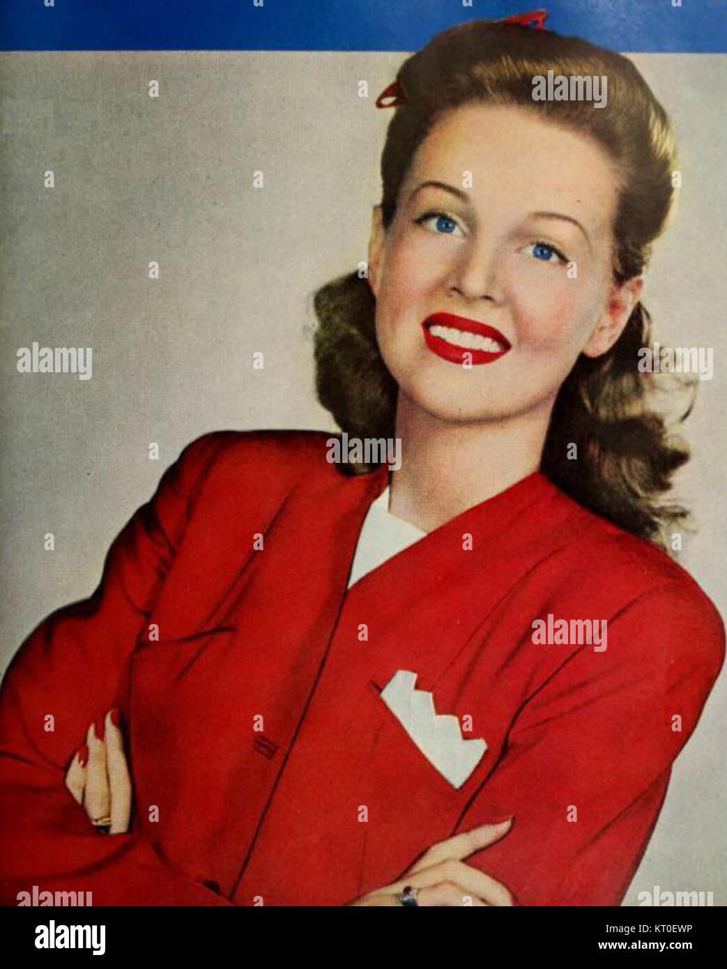Watch Betty Jane Rhodes video