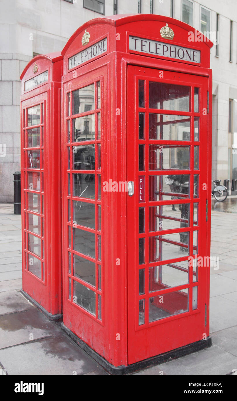 London telephone box - Stock Image