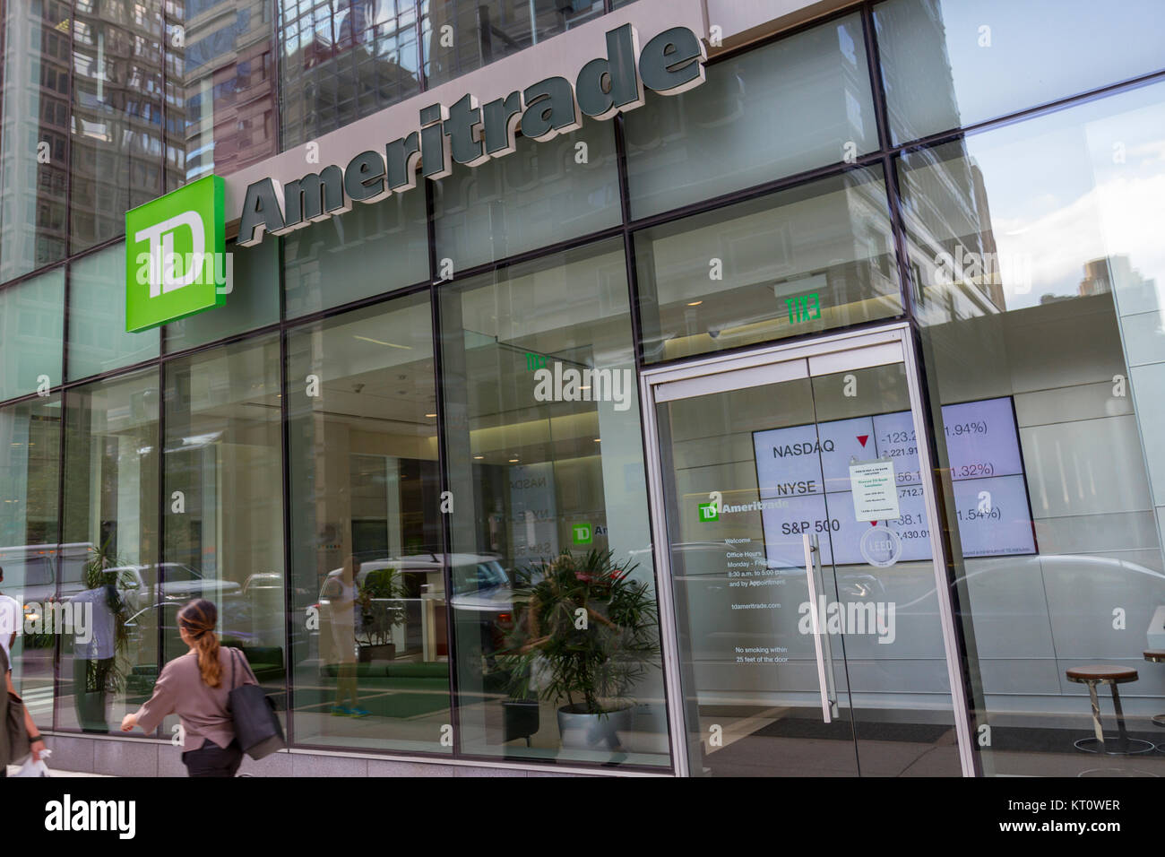 how to buy stock on td ameritrade