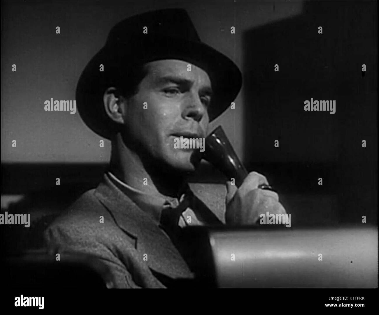 Double indemnity screenshot 1 - Stock Image