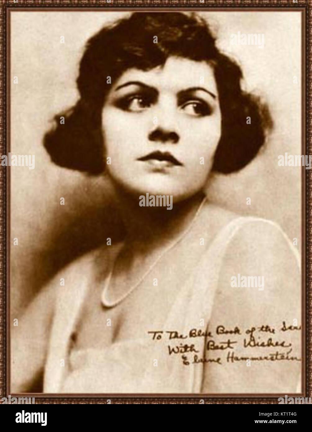 pictures Elaine Hammerstein