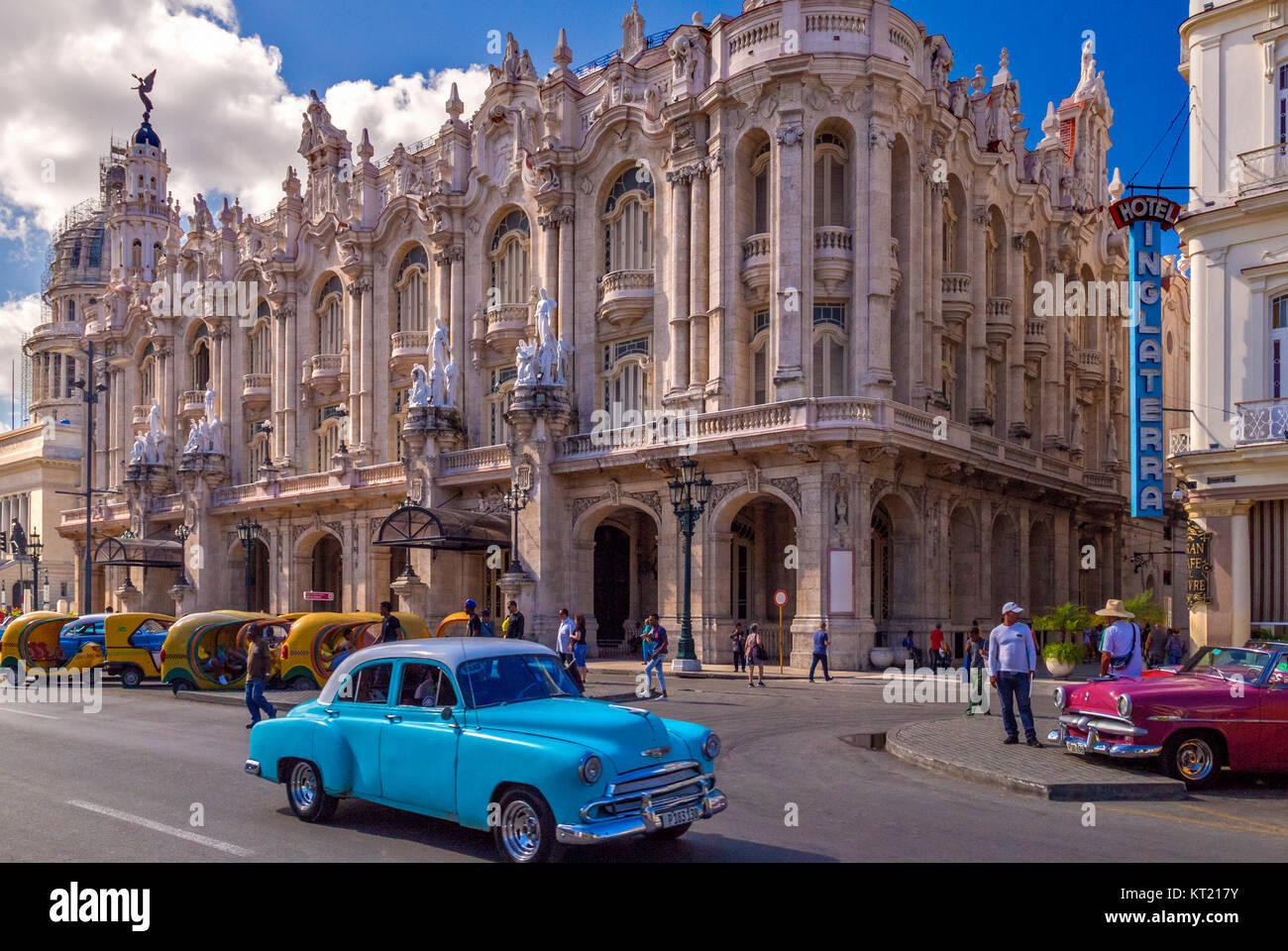 Habana Vieja Street Havana Stock Photos & Habana Vieja ...