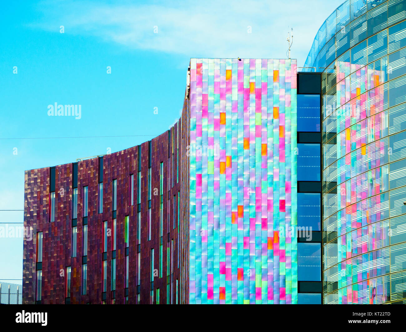 The New Aloft London ExCel Hotel - Stock Image