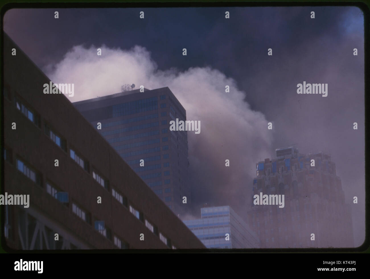 LOC unattributed Ground Zero photos, September 11, 2001 - item 61 - Stock Image