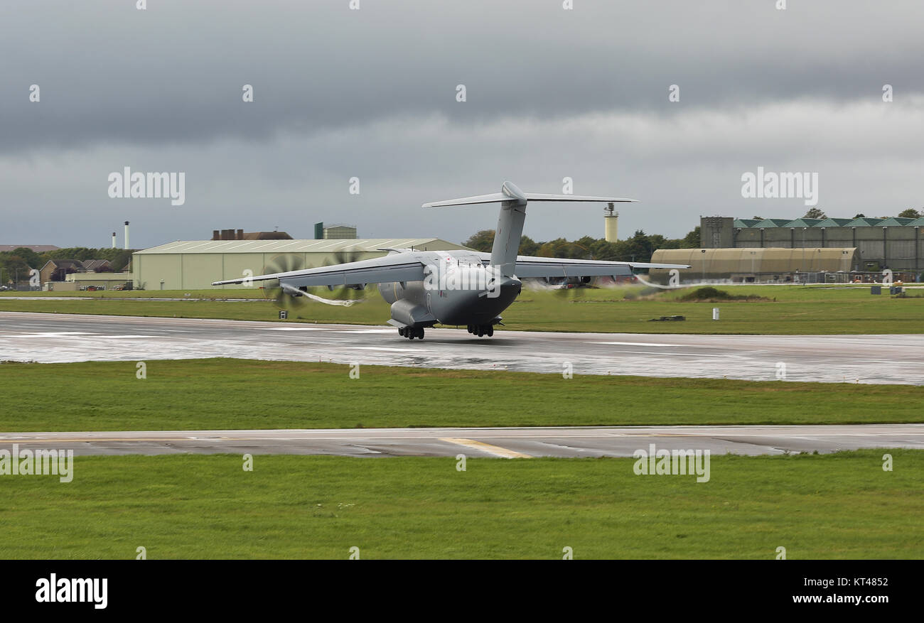Airbus Defence & Space Atlas A400M - Stock Image