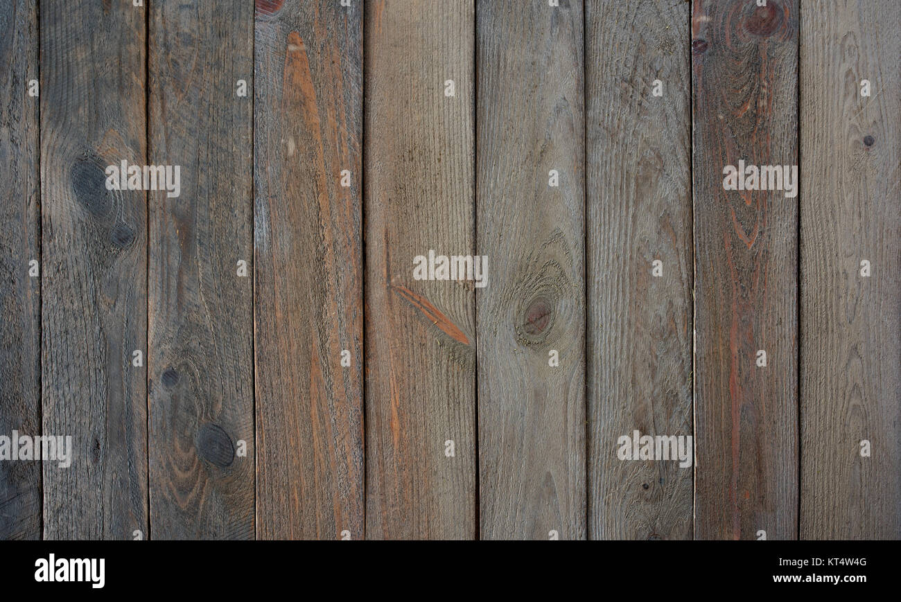old shabby wooden wall - Stock Image