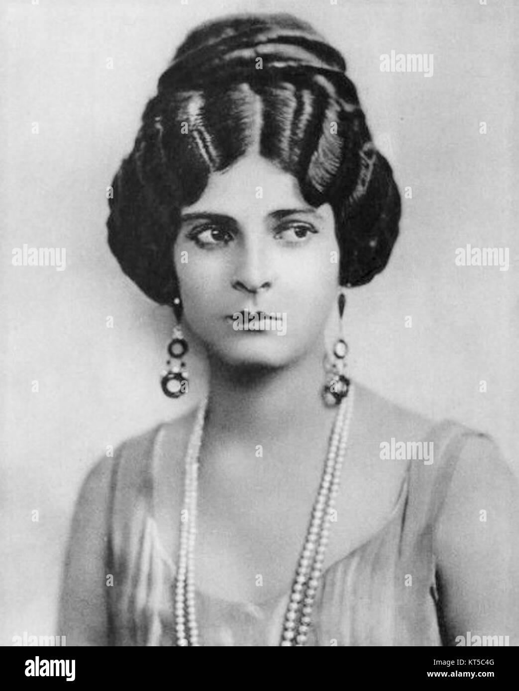 Priscilla Dean silent film