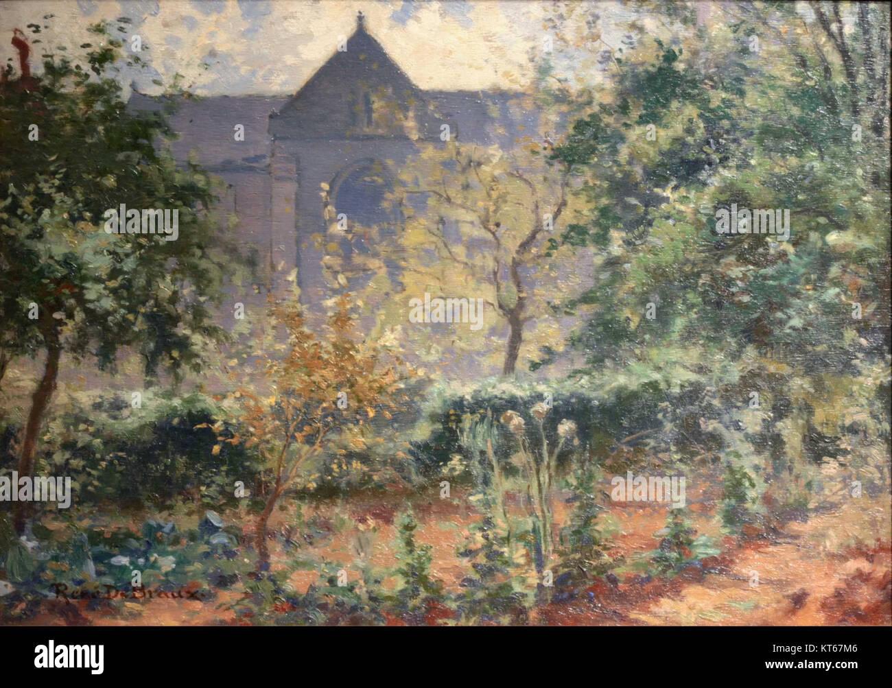 The Secret Garden By RenC3A9 Charles Louis Debraux