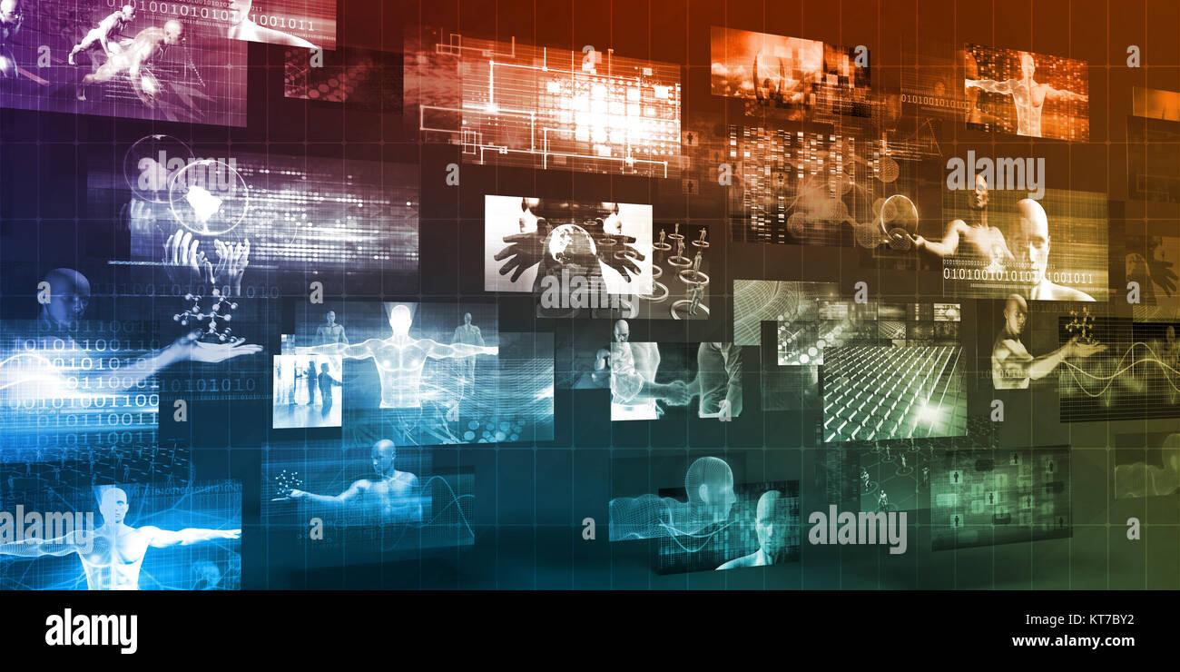 Digital Marketing - Stock Image