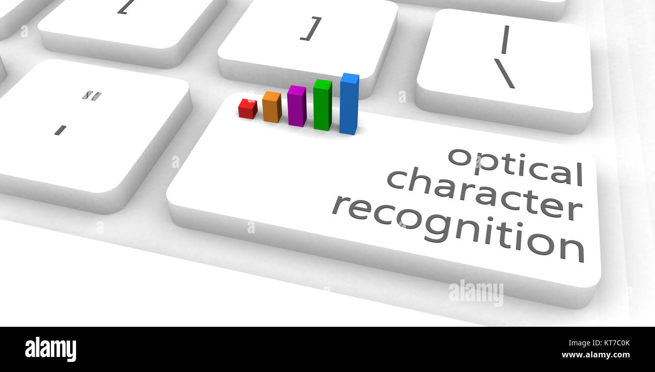 Optical Character Recognition Stock Photo 169808147