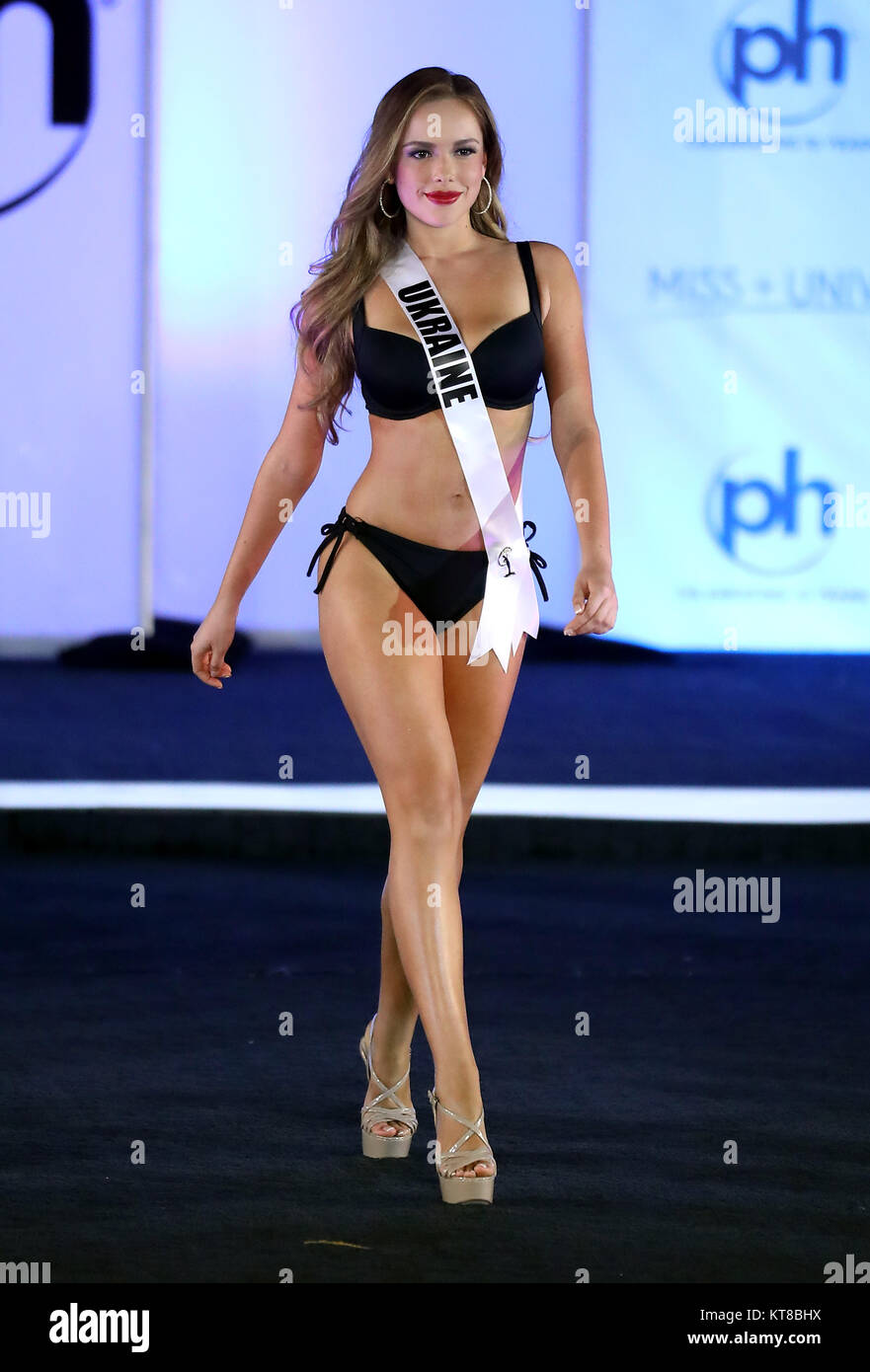 Miss Universe Preliminary Competition at Planet Hollywood Resort
