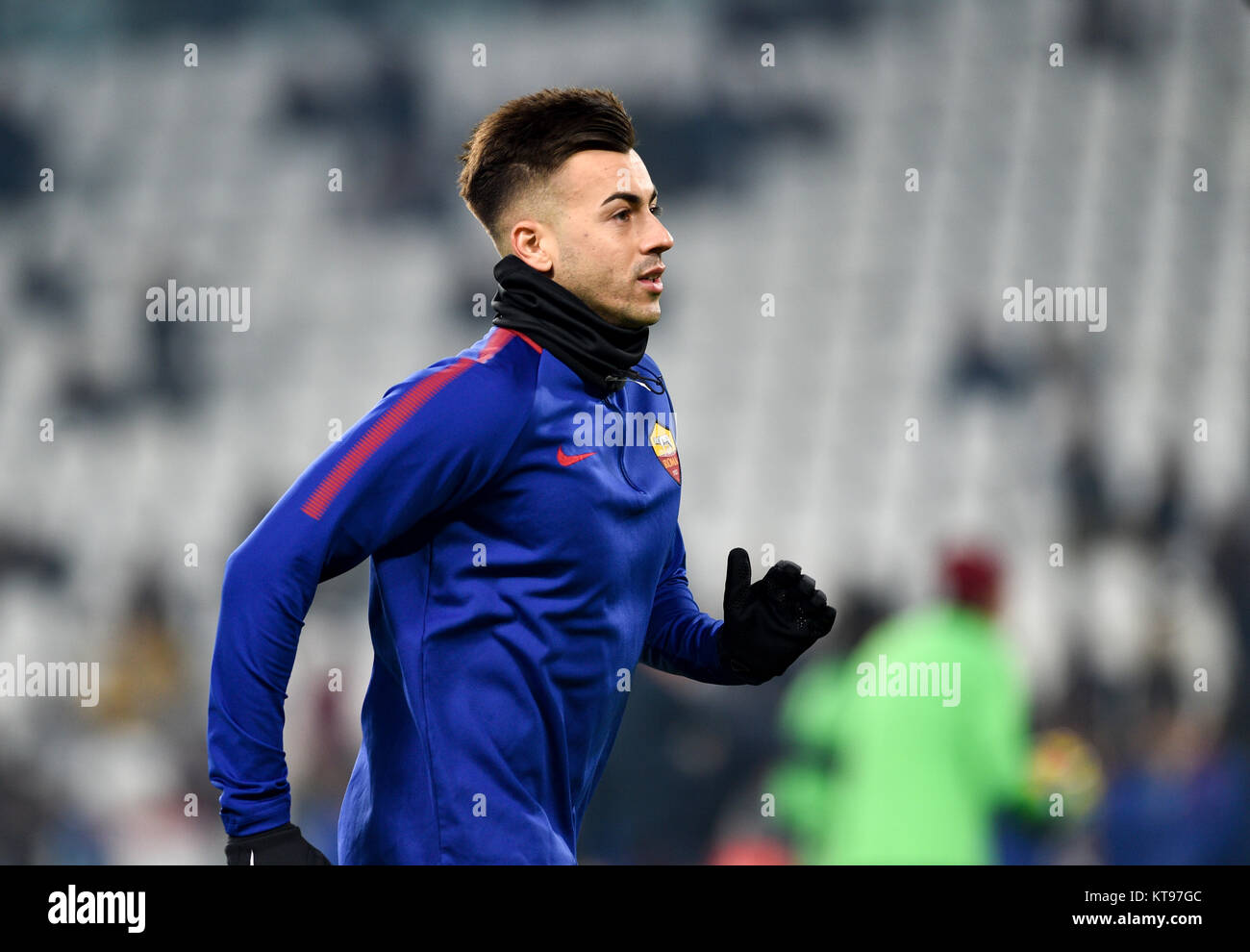 stephan el shaarawy as roma stock photos stephan el shaarawy as roma stock images alamy. Black Bedroom Furniture Sets. Home Design Ideas