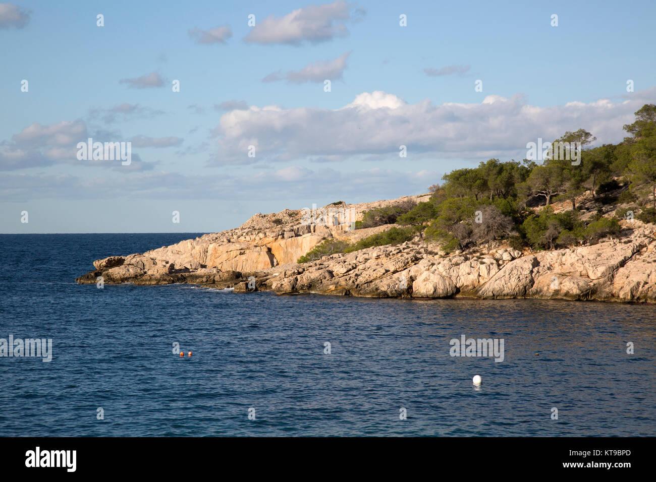 Cala Saladeta Stock Photos & Cala Saladeta Stock Images - Alamy