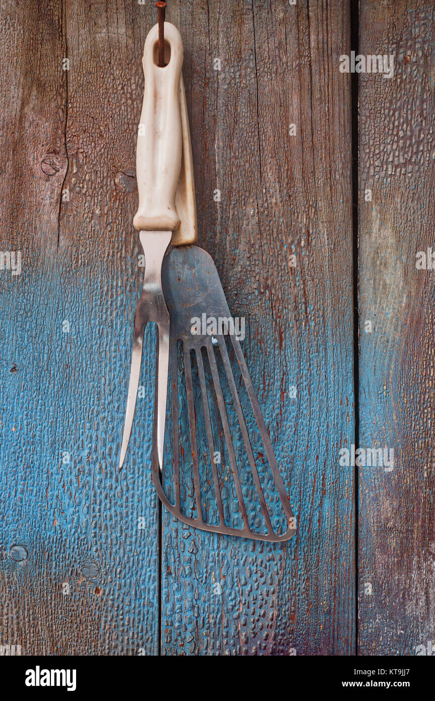 Old Spatula Stock Photos & Old Spatula Stock Images - Alamy