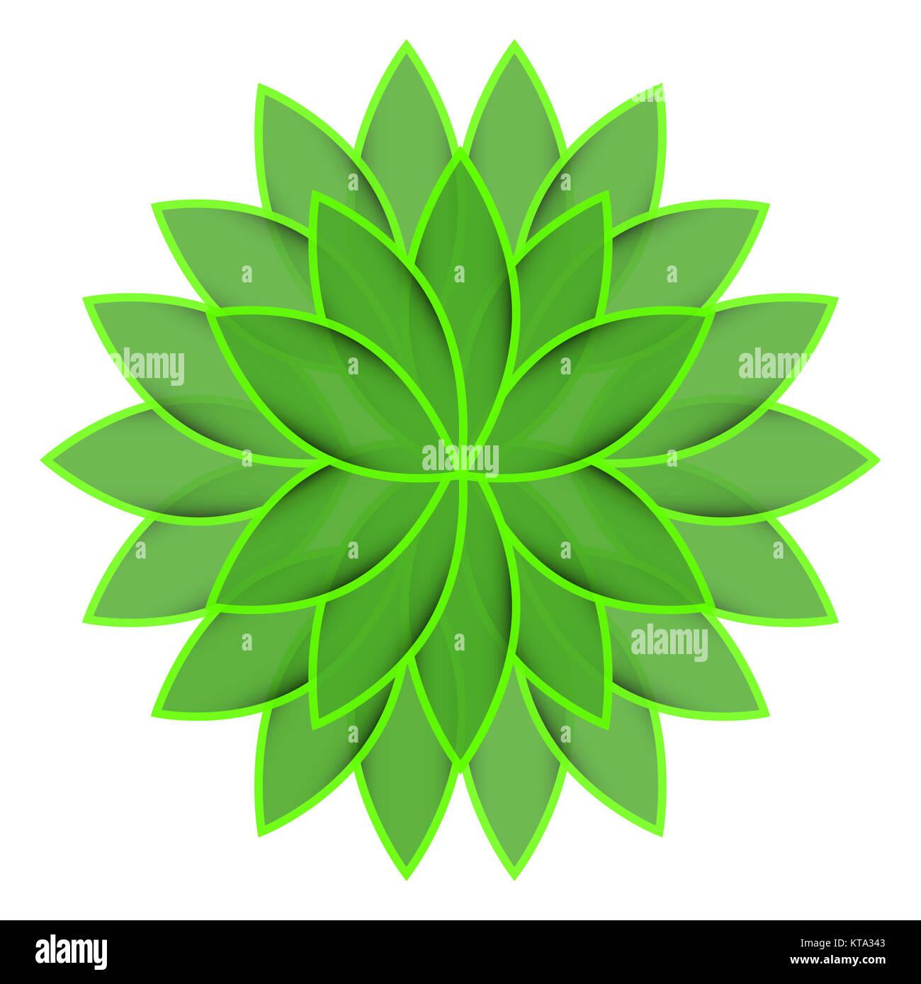 Set Of Colorful Yoga And Spa Logo Vector: Lotus Flower Vector Stock Photos & Lotus Flower Vector