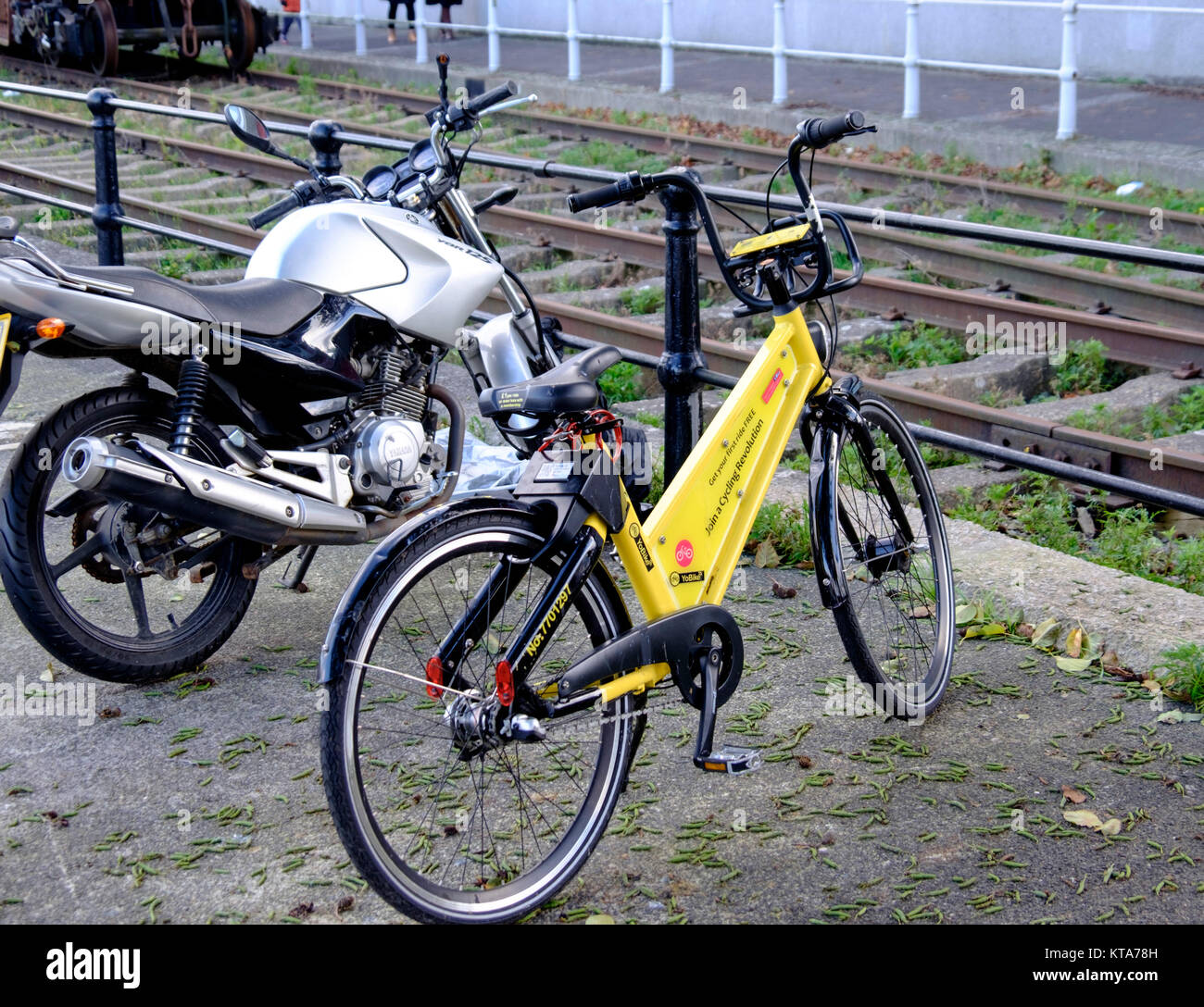 Small motor bike stock photos small motor bike stock for Little motors for bicycles