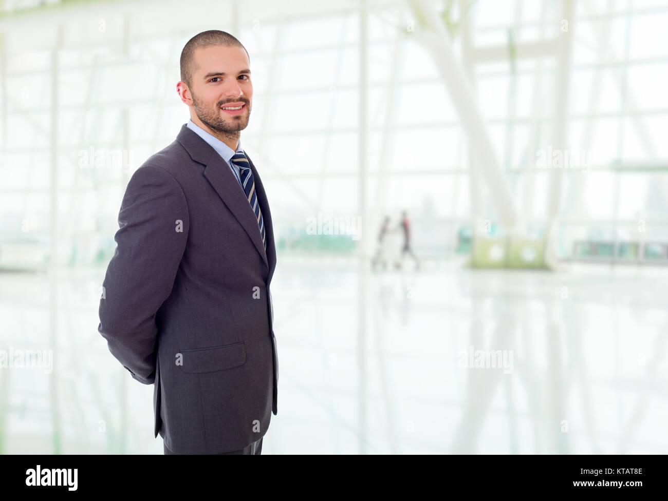 business man - Stock Image