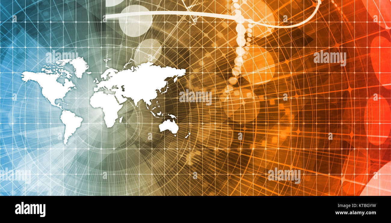 Commodities Trading - Stock Image