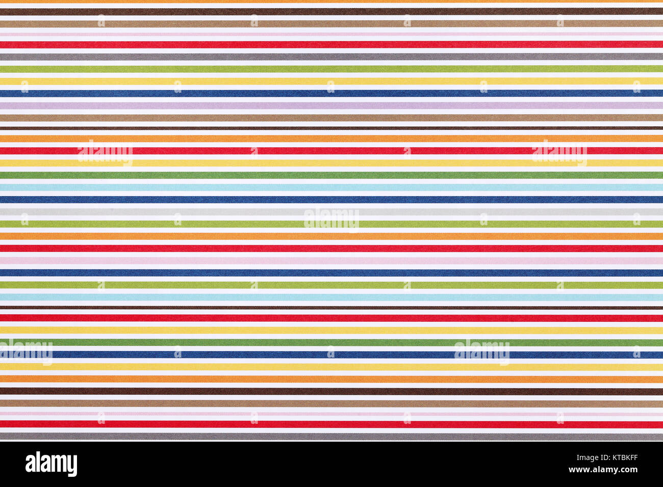 Close up of stripe pattern background - Stock Image