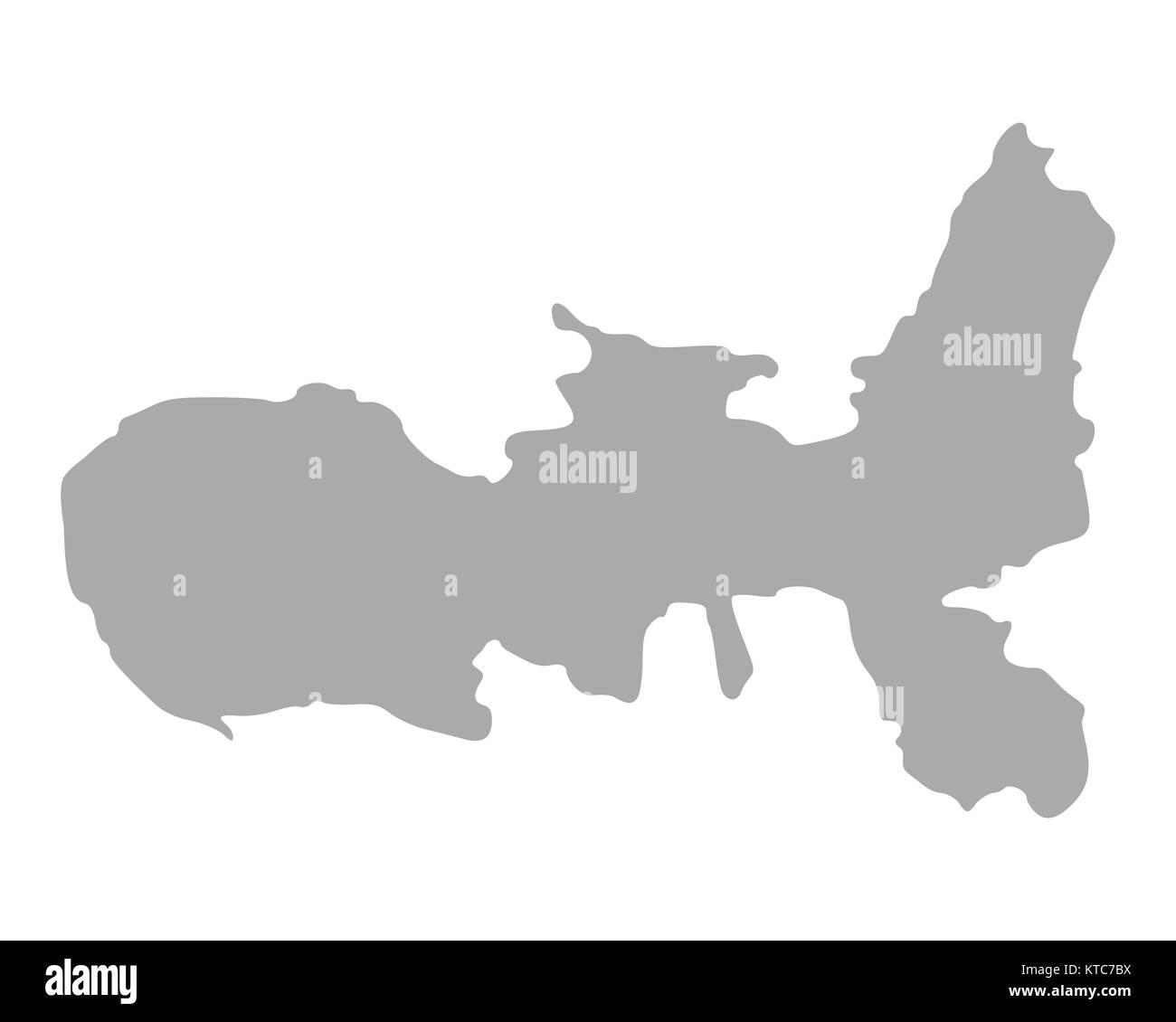 Elba Karte.Karte Von Elba Stock Photo 169914302 Alamy