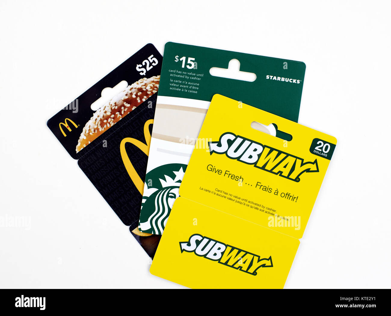 Subway Canada: For every $25 you load on gift card, you get any 6
