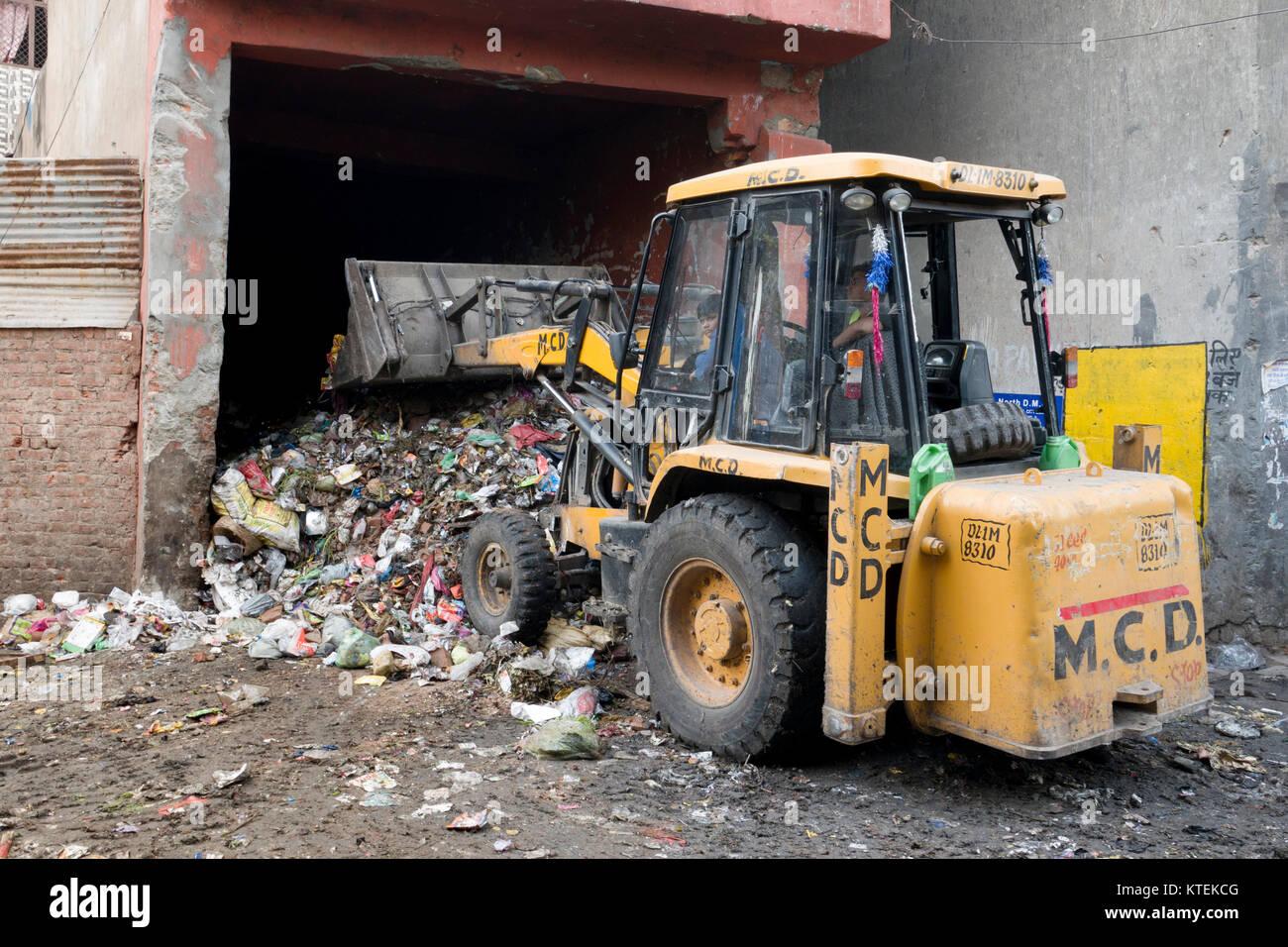 India Waste Management Stock Photos & India Waste Management