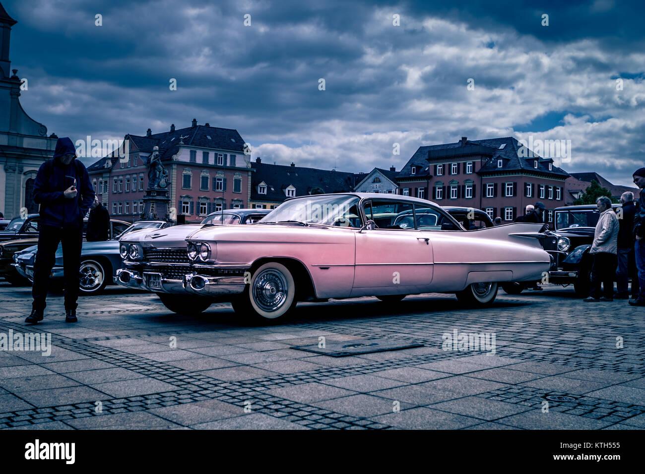 Cadillac Eldorado 2017 >> Ludwigsburg Germany April 23 2017 Cadillac Eldorado