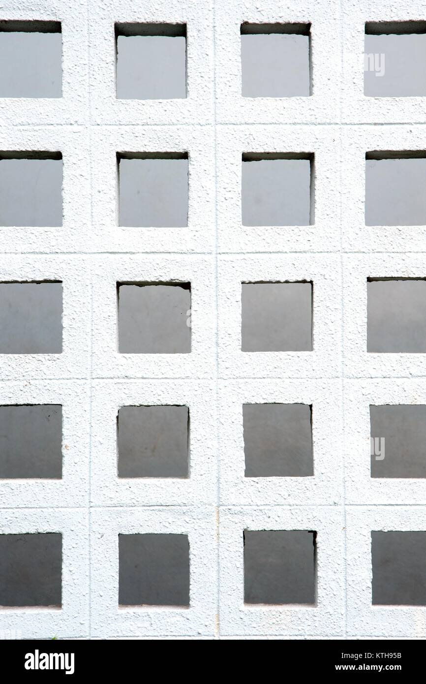 Magnificent schematic diagram quadrilateral ornament make a seating quadrilateral design stock photos quadrilateral design stock texture and background of white concrete block wall kth95b ccuart Gallery