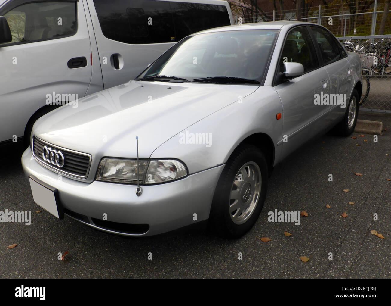 Kelebihan Audi A4 1.8 Review