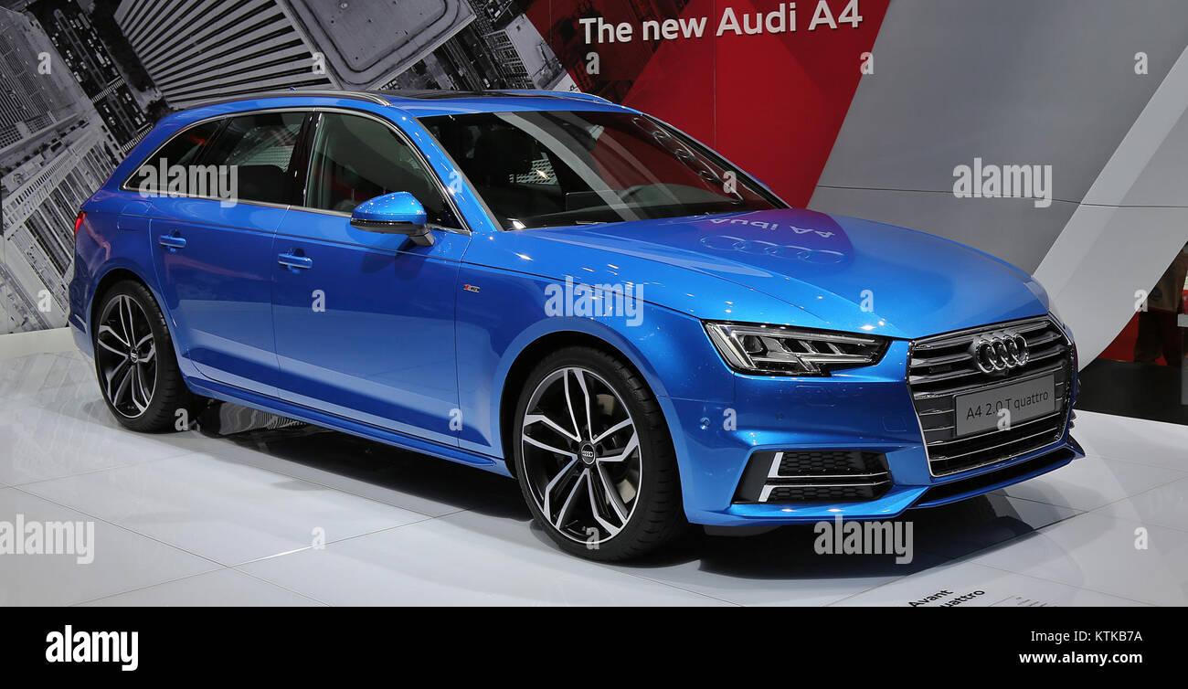 Kelebihan Audi A4 Avant Quattro Tangguh