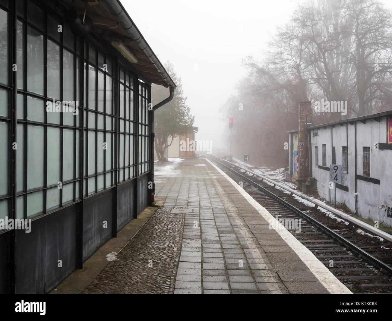 Inspirierend Sachsendamm 20 Dekoration Von Bahnhof Marienfelde Im Winter 20160111 5 -
