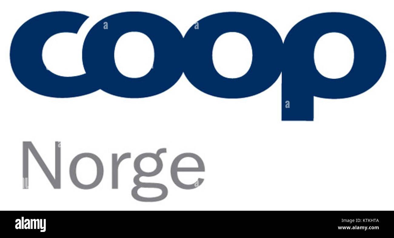 Coop Norge SA - Stock Image