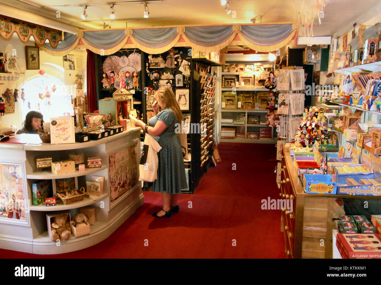 Toy Shop Interior Stock Photos Toy Shop Interior Stock Images Alamy