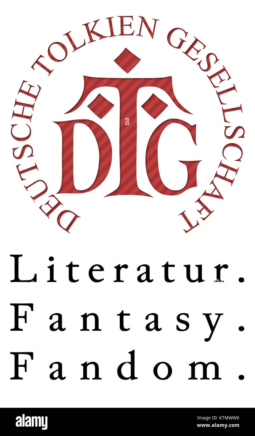 Deutsche Tolkien Gesellschaft e.V - Stock Image