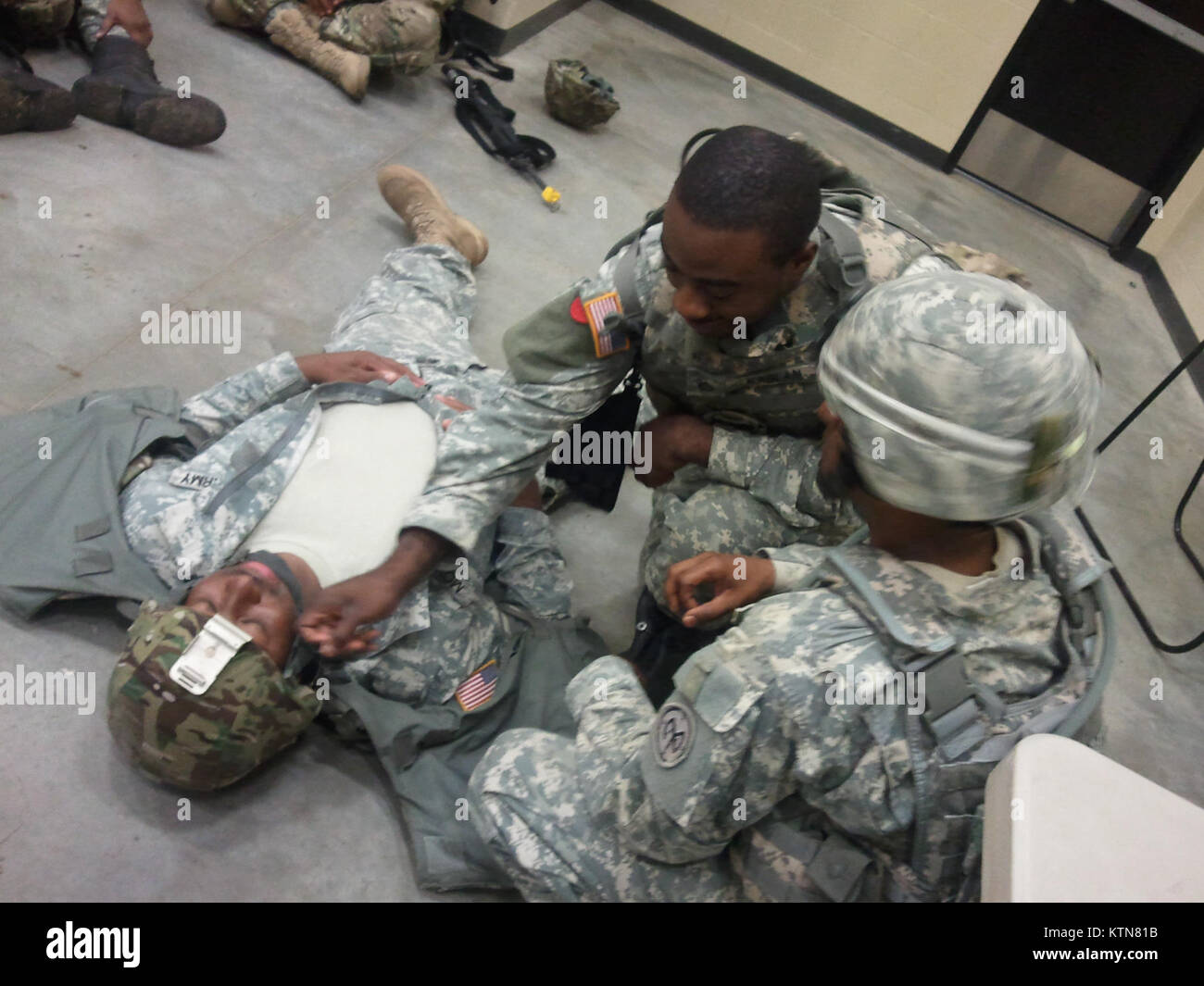 FORT DRUM- Soldiers assigned to the 101st Expeditionary