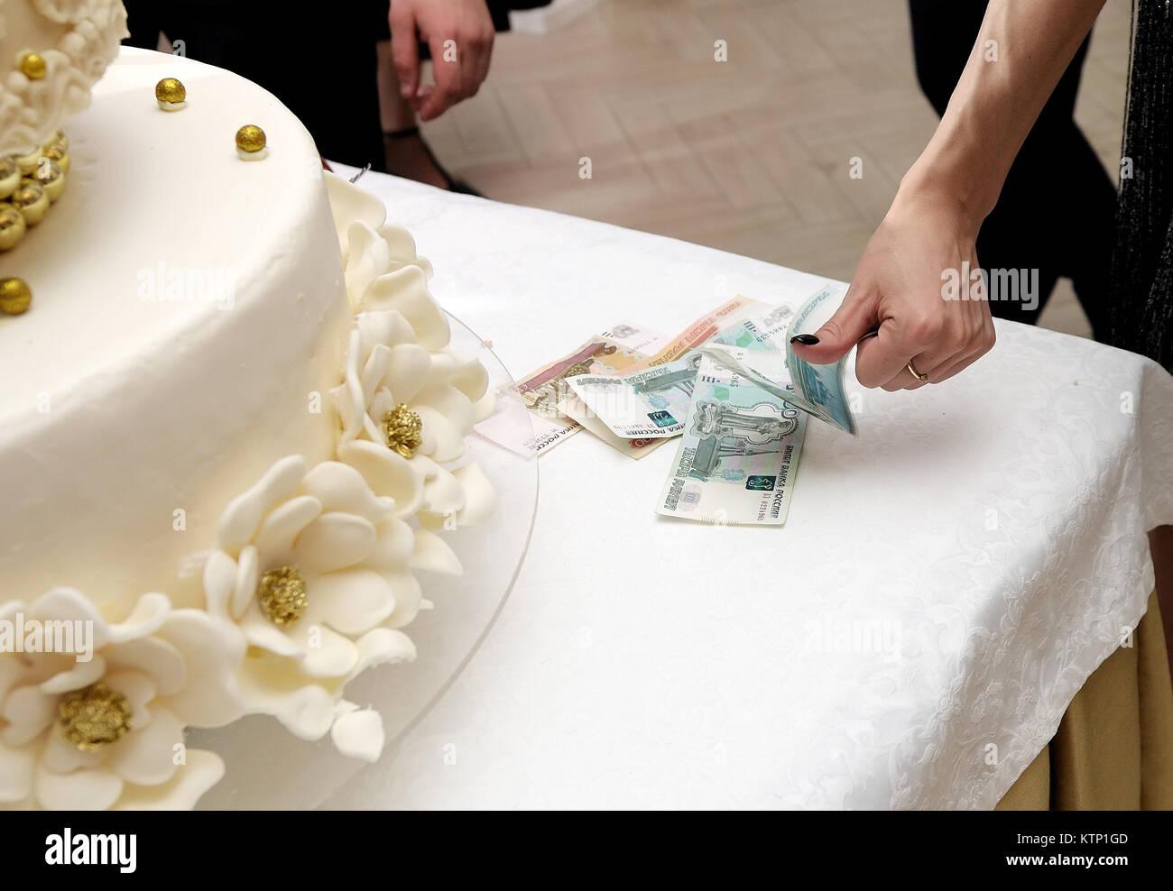 Russian Wedding Cake Stock Photos & Russian Wedding Cake Stock ...