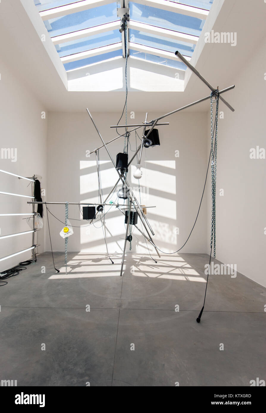 Kinetic Art Exhibition Stock Photos   Kinetic Art Exhibition Stock ... 5d1be51cb8f