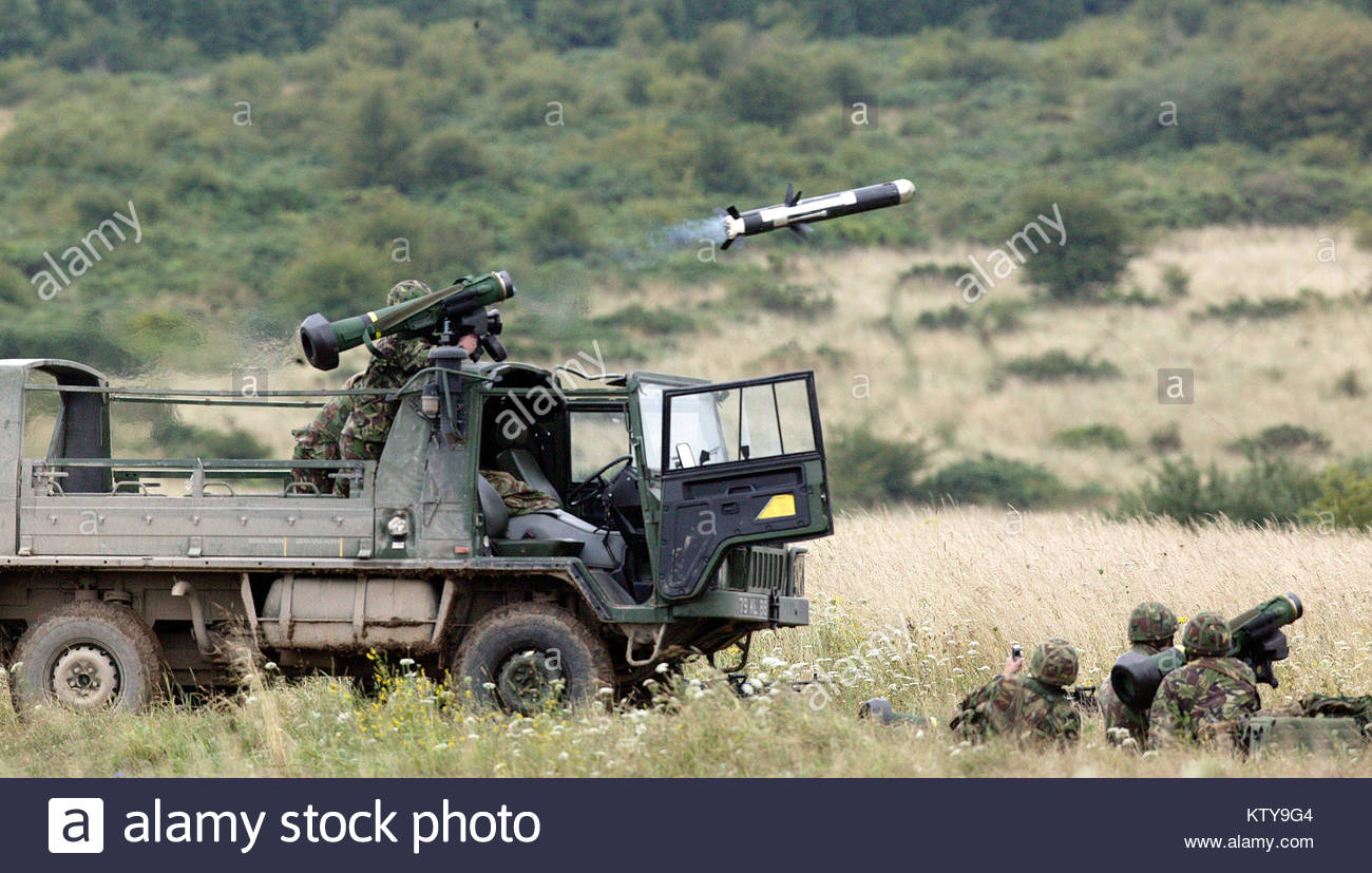 The first public demonstration of Javelin anti-tank missile systems in Georgia 65