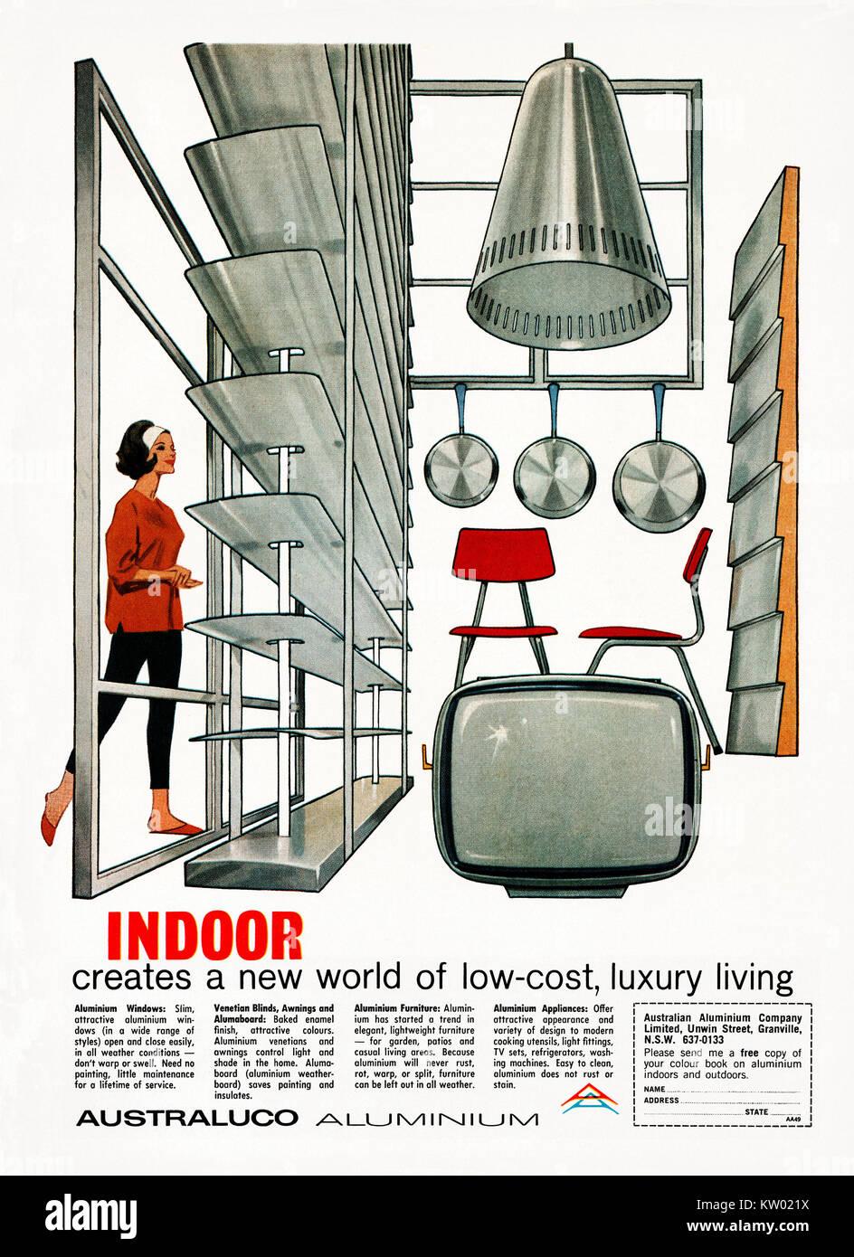 Advert 1960s Stock Photos & Advert 1960s Stock Images - Alamy