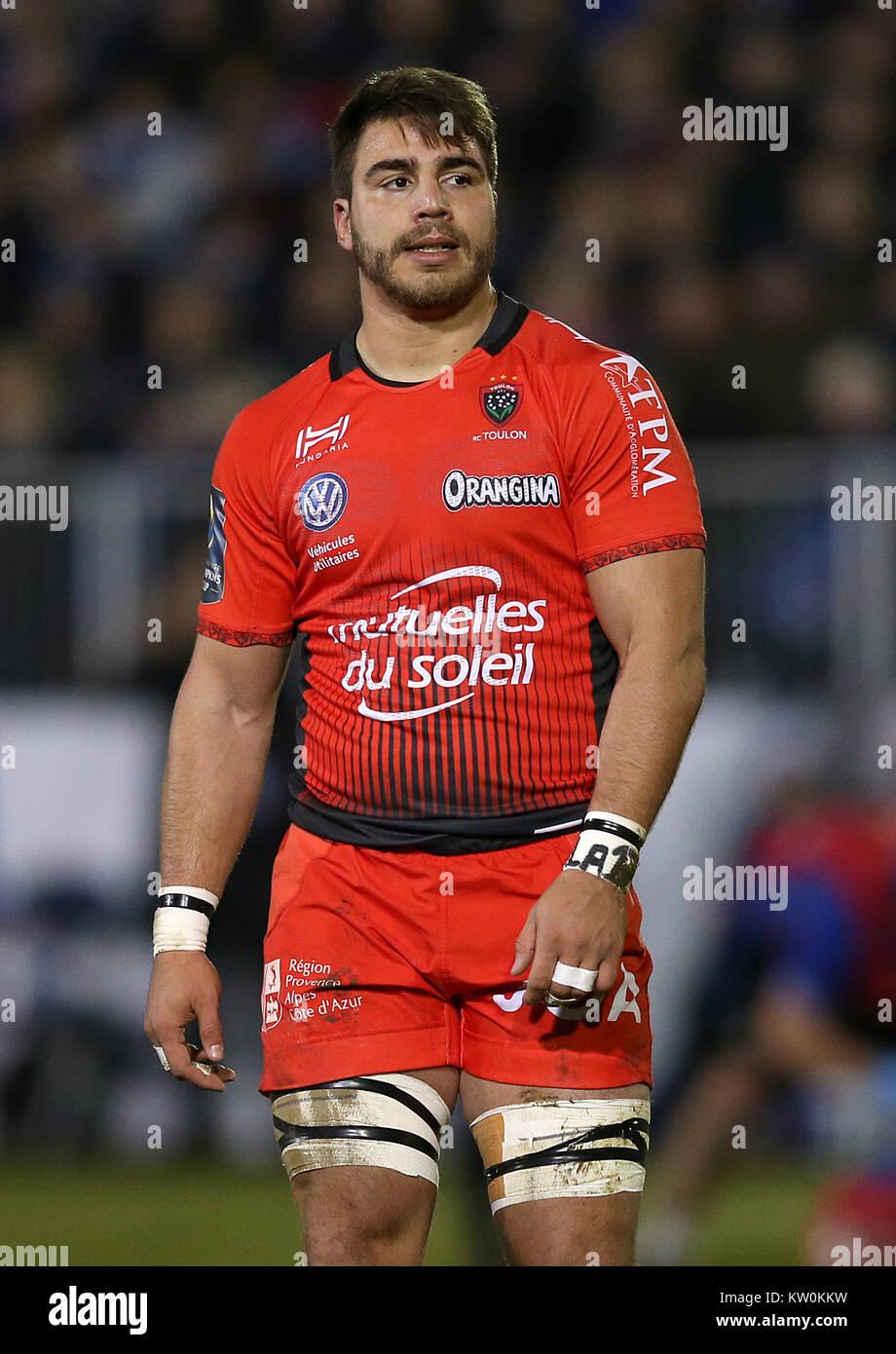Short de rugby RC Toulon
