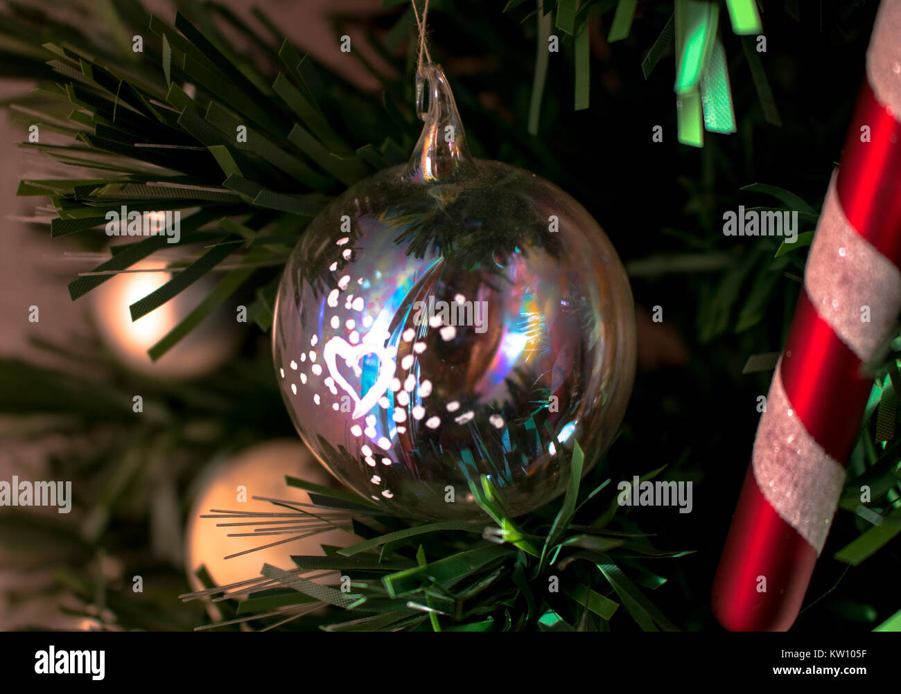 Christmas Ornament - Stock Image