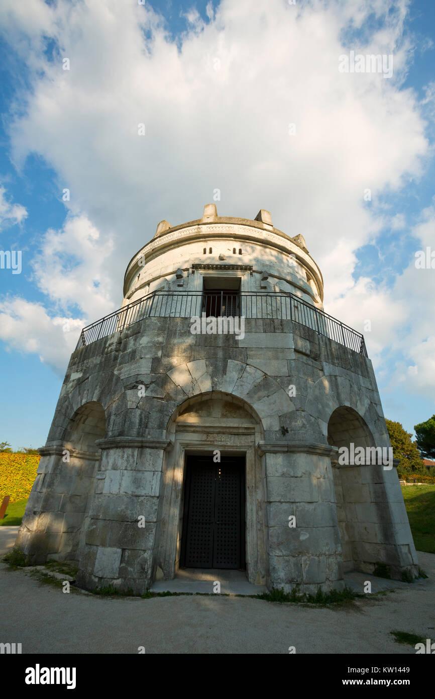Galla: Mausoleum Of Galla Placidia Stock Photos & Mausoleum Of