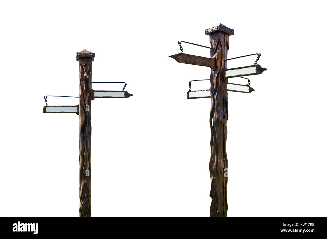 Popular Cartoon Wood Direction Signs Stock Photos & Cartoon Wood Direction  KO72
